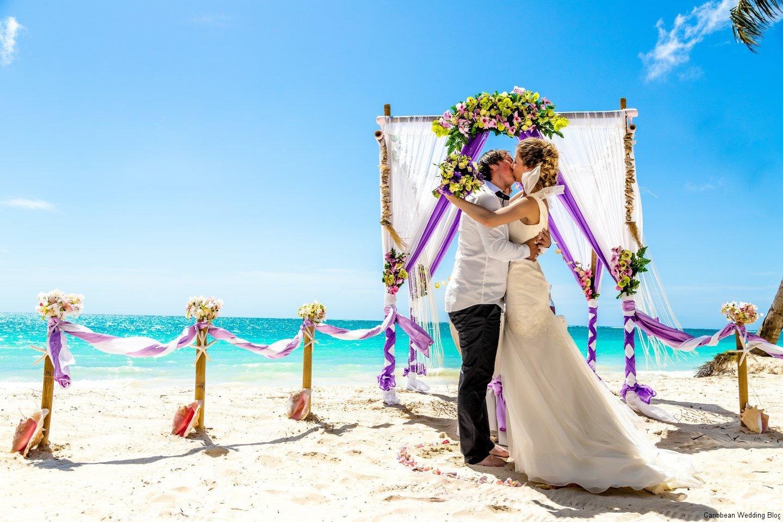 Destination Wedding On A Budget Photo Via Caribbean Blog