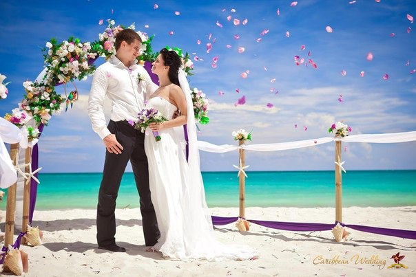 Igor&Nastya, Wedding in Dominican Republic