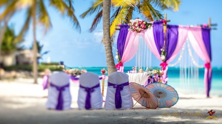 Parasol Umbrellas for Beach Wedding