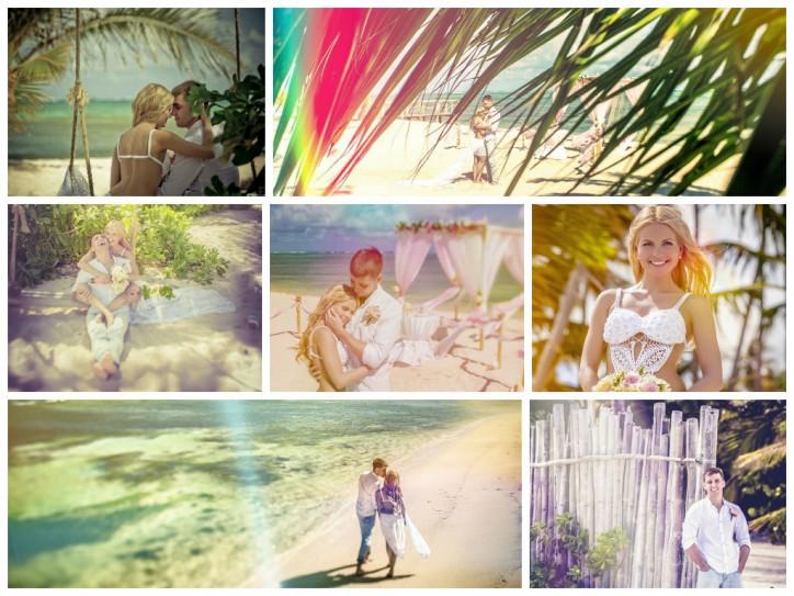 Leonyd&Dasha, wedding photo session on the Colibri beach – Read more