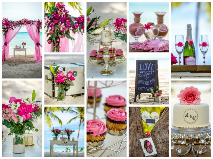 Shabby chic decoration of wedding – Read more