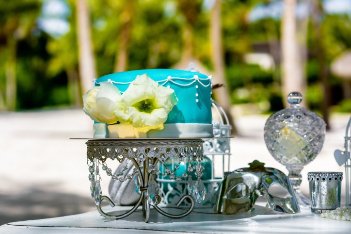 VIP Tiffany Wedding Style