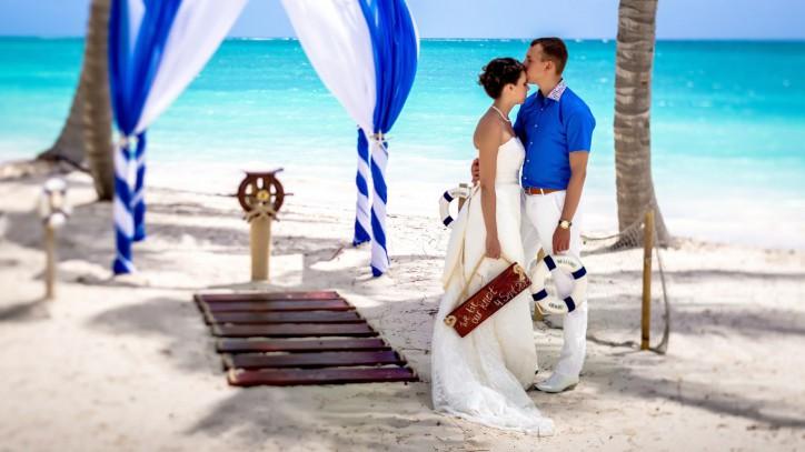 VIP Nautical Wedding Style