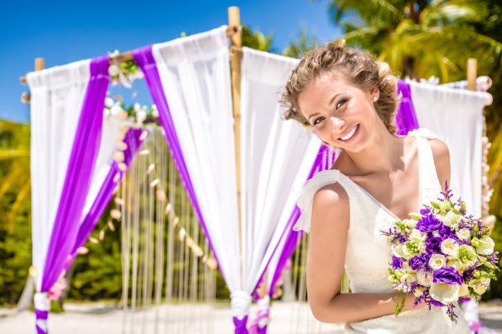 Dominican Republic Destination Wedding, Cap Cana Beach