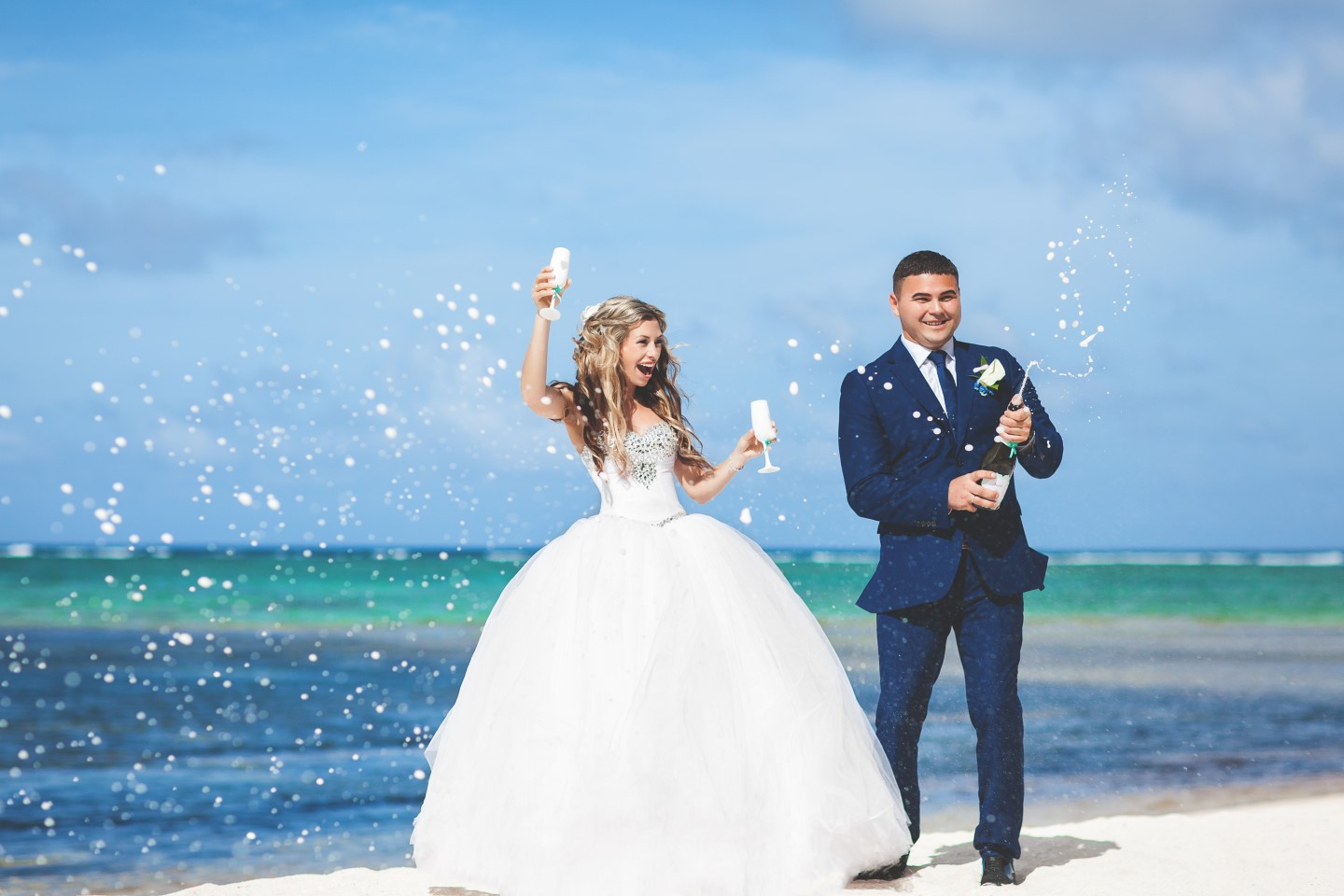 We have a new portfolio to our site caribbean wedding blog caribbean wedding 05 junglespirit Image collections