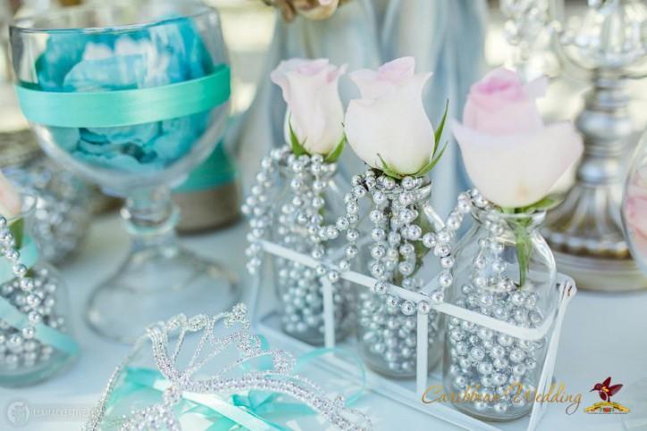 Wedding in Tiffany style, Alex&Nastya