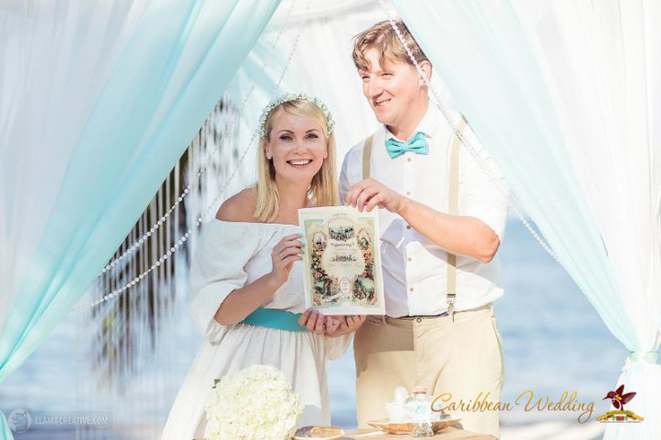Tiffany wedding in Dominican Republic {Yuri&Liubov} – Read more