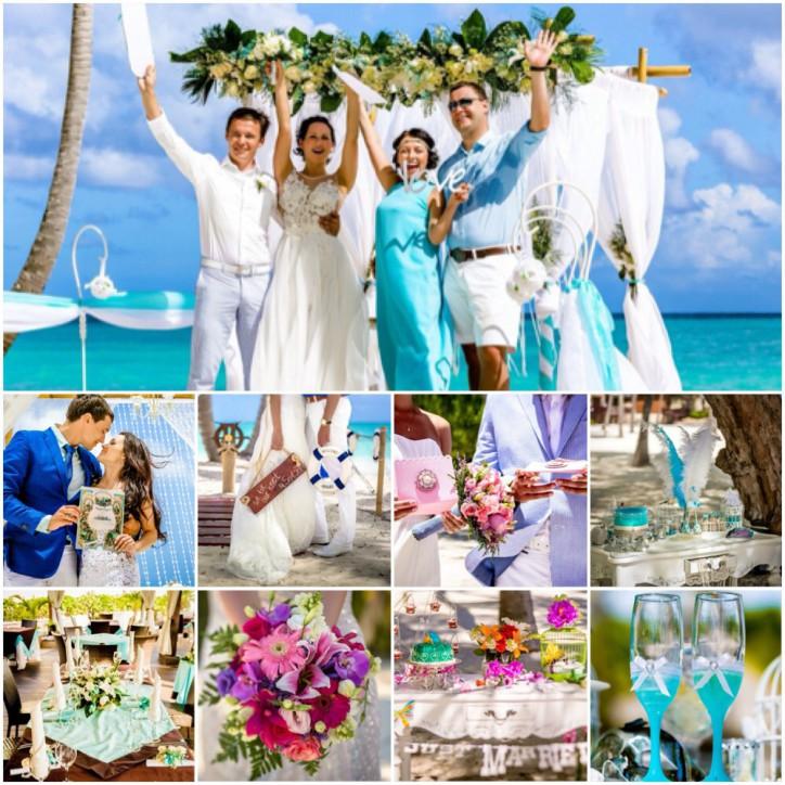 Choose your favorite VIP Wedding Package