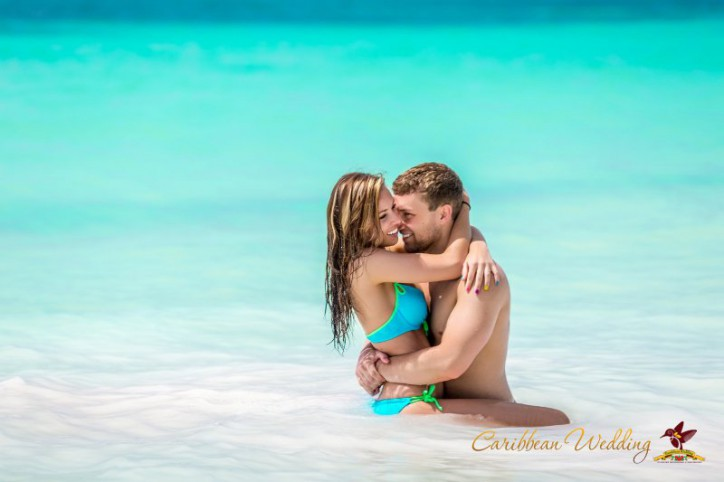 Marriage proposal in Dominican Republic {Joshua + Chelsea}