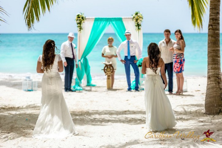 VIP wedding ceremony Nautical style {Ivan+Alyona & Katya+Max} – Read more