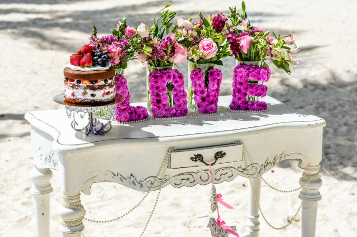 Wedding Table Decoration Collection