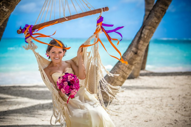 symbolic  civil wedding in Dominican Republic cap cana beach photography in dominican republic wedding photosession tropical style wedding wedding arch wedding decoration tropical wedding caribbean wedding punta cana  84