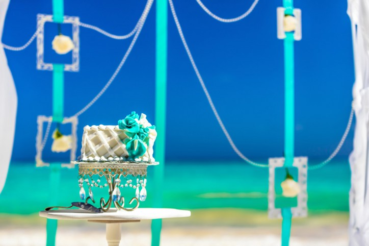 NEW Wedding arch and Symbolic Ceremony in a Cap Cana private beach – Read more
