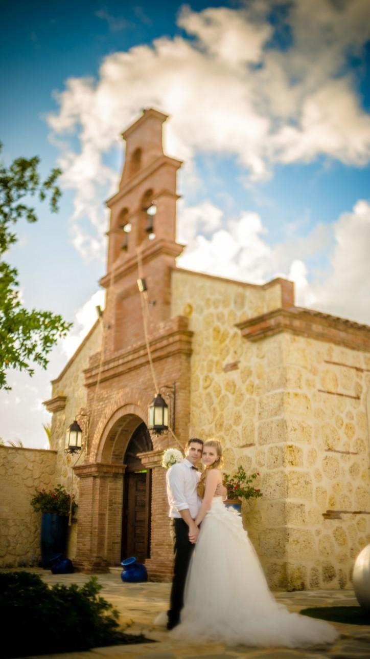 Marina Sands Chapel Wedding from Nik Vacuum Photography
